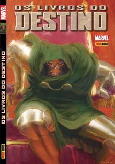 Hq Os Livros Do Destino - Capa Dura - Edição Deluxe - Vol.1