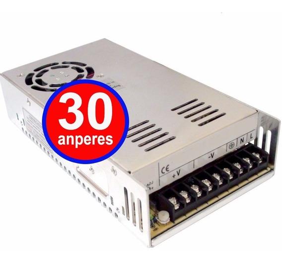 Fonte Chaveada Potência 30a Bivolt P/ Aparelhos Eletrônicos