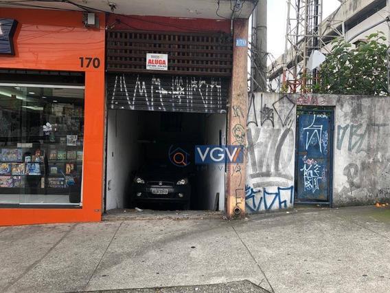 Box/garagem Comercial Para Locação, Jabaquara, São Paulo. - Gr0001