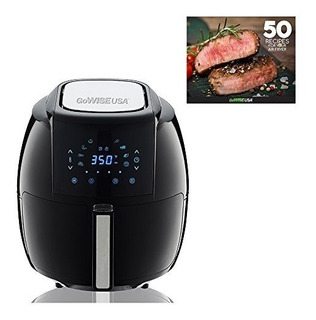 Gowise Usa 58quarts 8in1 Electric Air Fryer Xl 50 Recetas Pa