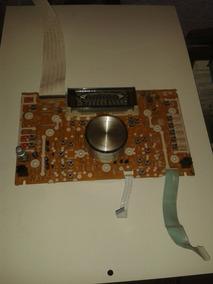 Placa Frontal Som Philips Sa-ak630 P/ Retirar Peças