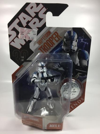Figura 501 St Legion Trooper Star Wars 30 Aniversario