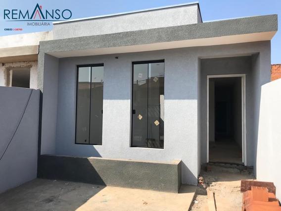 Casa 02 Dorm - Novo Cambuí - Hortolândia - 201961