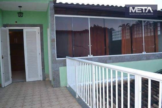 Casa Com 2 Dormitórios À Venda, 120 M² Por R$ 320.000,00 - Vila Valqueire - Rio De Janeiro/rj - Ca0023