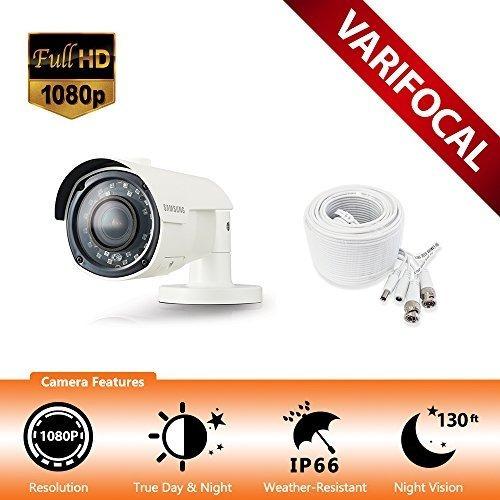 Sdc9443bv  Samsung Wisenet Varifocal Bullet Cameras Del Sist