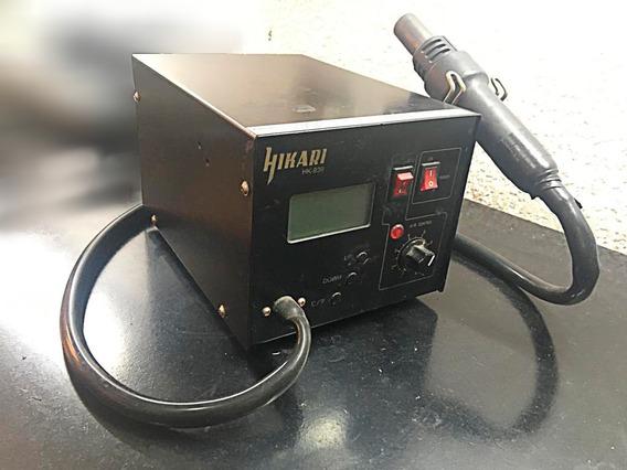 Estação Retrabalho Hikari Hk-939 220v Digital Para Smd Usada