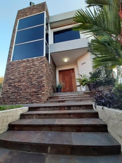Espectacular Mansion En Altos De Guataparo En Venta Esl26