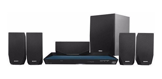 Home Theater Sony Bdv-e2100 Blu-ray/bluetooth 1000w 5.1