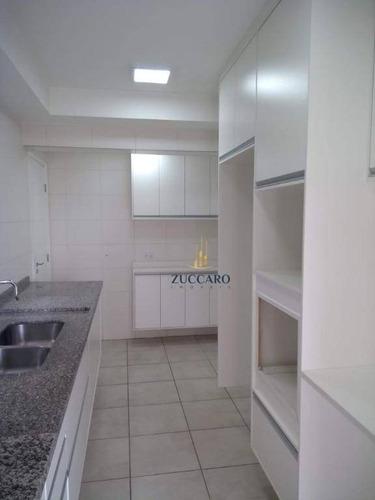 Apartamento No Condomínio Parque Clube, 134m², 3 Suítes, 2 Vagas, Estuda Permuta. - Ap14404