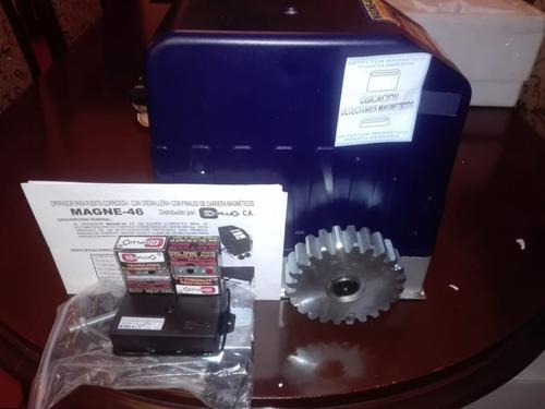 Motor Para Porton Magne-46 800kg