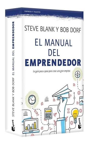 El Manual Del Emprendedor Steve Blank Mercadolibre Com Mx