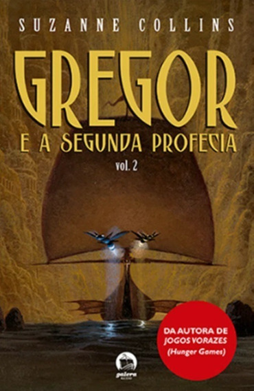 Livro: Gregor E A Segunda Profecia