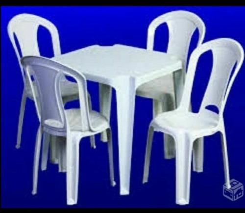 Imagem 1 de 1 de Aluguel De Mesas E Cadeiras