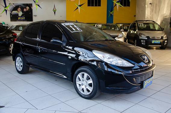 Peugeot 207 Xr 1.4 2011 4pts Completo,financio,troco!
