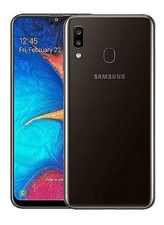 Smartphone Samsung Galaxy A20 32gb Dual Chip