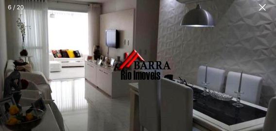 Apartamento A Venda 3 Quartos Barra Da Tijuca | Jardim Oceanico - Ap00237 - 34469725