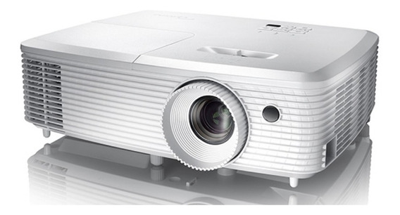 Projetor Optoma W365 3600l Wxga Hdmi X2 Wireless Opcional