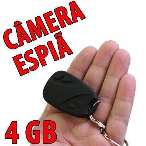 Camera Escondida Para Casa Mini Dvr Cameras Oculta Spy 4gb