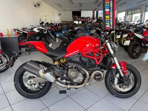Imagem 1 de 10 de Ducati Monster 821