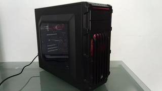 Pc Gamer Rx 470 Fx6300, Monitor Asus +teclado Y Mouse Gratis