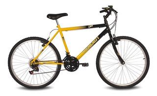 Bicicleta Aro 26 Live Amarelo E Preto Verden Bikes