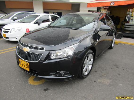 Chevrolet Cruze Lt 1.8 At