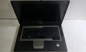 Notebook Dell Latitude D 531 Com Porta Serial Hd 500gb Novo