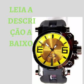 Relógio Oakley Gearbox Titanium Oakley Linha Premium