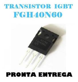 Transistor Fgh40n60 Fgh40n60sfd Igbt - N 600v 40a Carta Regi