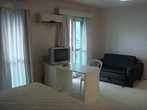 Flat Para Aluguel, 1 Dormitórios, Perdizes - São Paulo - 877