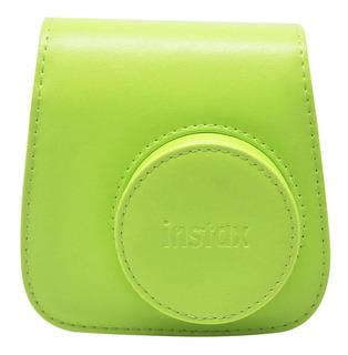 Fujifilm Mini 9 Funda O Estuche Para Camara Color Verde Orig