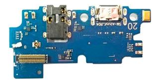 Flex Pin Carga Micrófono Samsung A20 Sm-205