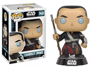 Funko Pop 140 Chirrut Imwe Star Wars Rogue One Playking