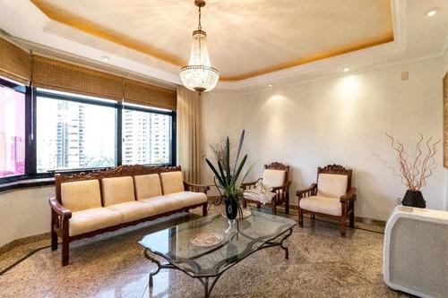 Imagem 1 de 30 de Apartamento De Alto Padrão Com 3 Dormitórios, 202 M² - Venda Por R$ 1.300.000 Ou Aluguel Por R$ 3.700/mês - Jardim - Santo André/sp - Ap8708