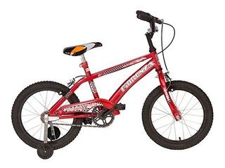 Bicicleta Infantil Fiorenza - Rod 16 - Fx15 - Con Rueditas