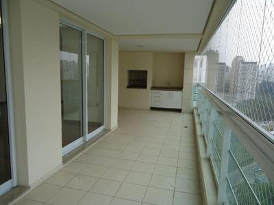Apartamento Em Panamby, São Paulo/sp De 176m² 3 Quartos Para Locação R$ 4.700,00/mes - Ap189584