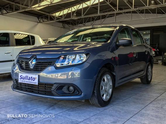 Renault Logan 1.0 12v Sce Authentic Flex 5p