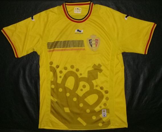 Camiseta De Belgica Suplente