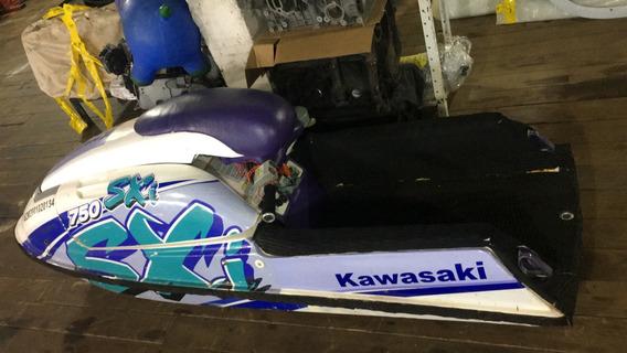 Jet Ski Kawazaki 750 Sxi Preparado
