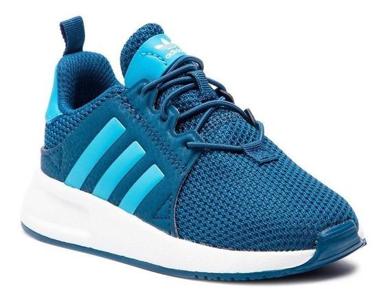 Tenis adidas X Plr Azul/blanco Bebe Cg6834