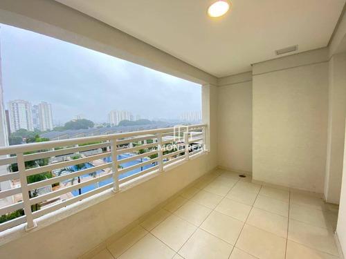 Apartamento À Venda, 81 M² Por R$ 669.000,00 - Continental - Osasco/sp - Ap2013