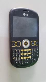 Celular Lg C 300 Placa Não Liga Os 002