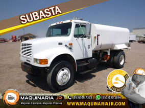Camion Pipa De Agua International 1995 2,000gl,camiones,pipa