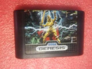 Ghouls N Ghost Sega Genesis