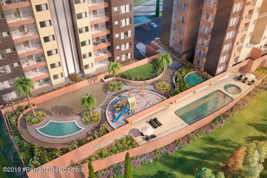 Apartamento En Loma De Las Brujas Rah Co: 20-405