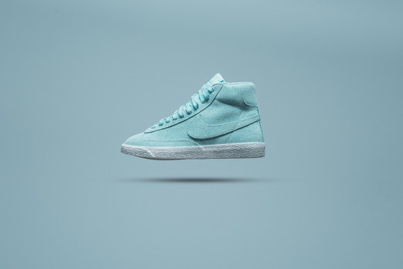 Zapatillas Nike Blazer Mid Island Green