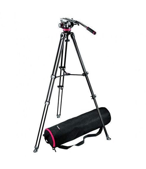 Kit Tripé Manfrotto Mvk502am