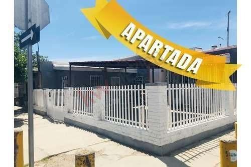Se Vende Casa De 1 Piso Colonia Melchor Ocampo