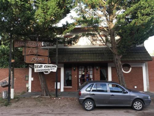 Hosteria - Hotel En San Bernardo Con Lote De Terreno De 10 X 40 - Inversion !! Gran Rentabilidad