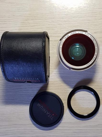 Lente Macro - Titanium Lightvision